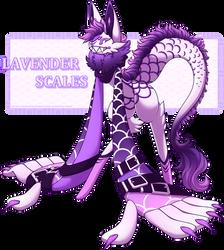 ::Scarfox - Lavender Scales Custom
