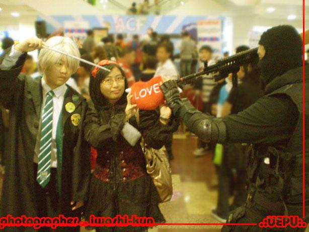 ACF 2008 - Killing LOVE by uepu