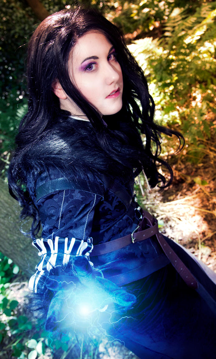 Yennefer of Vengerberg by yamadeus
