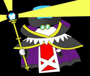 Grodus - Video Game Villains by Veritas-Unae