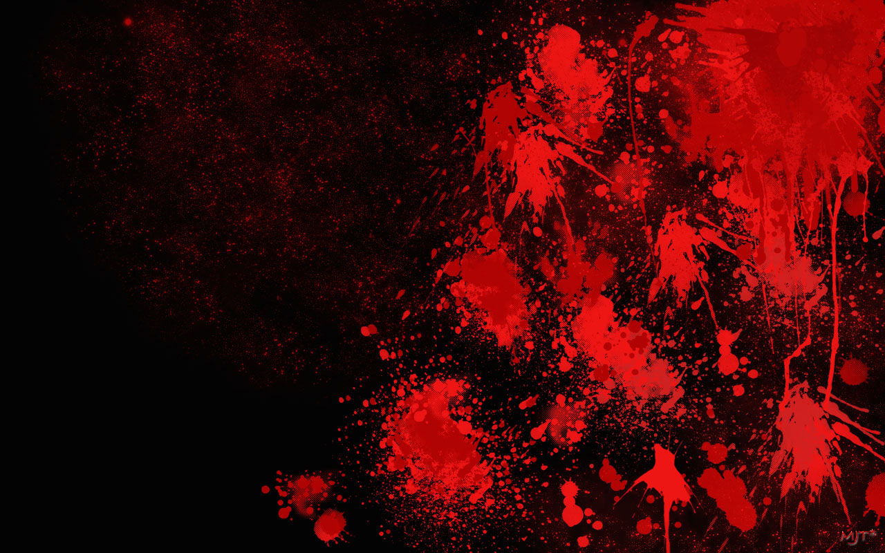 blood spatter patterns black background viewing gallery