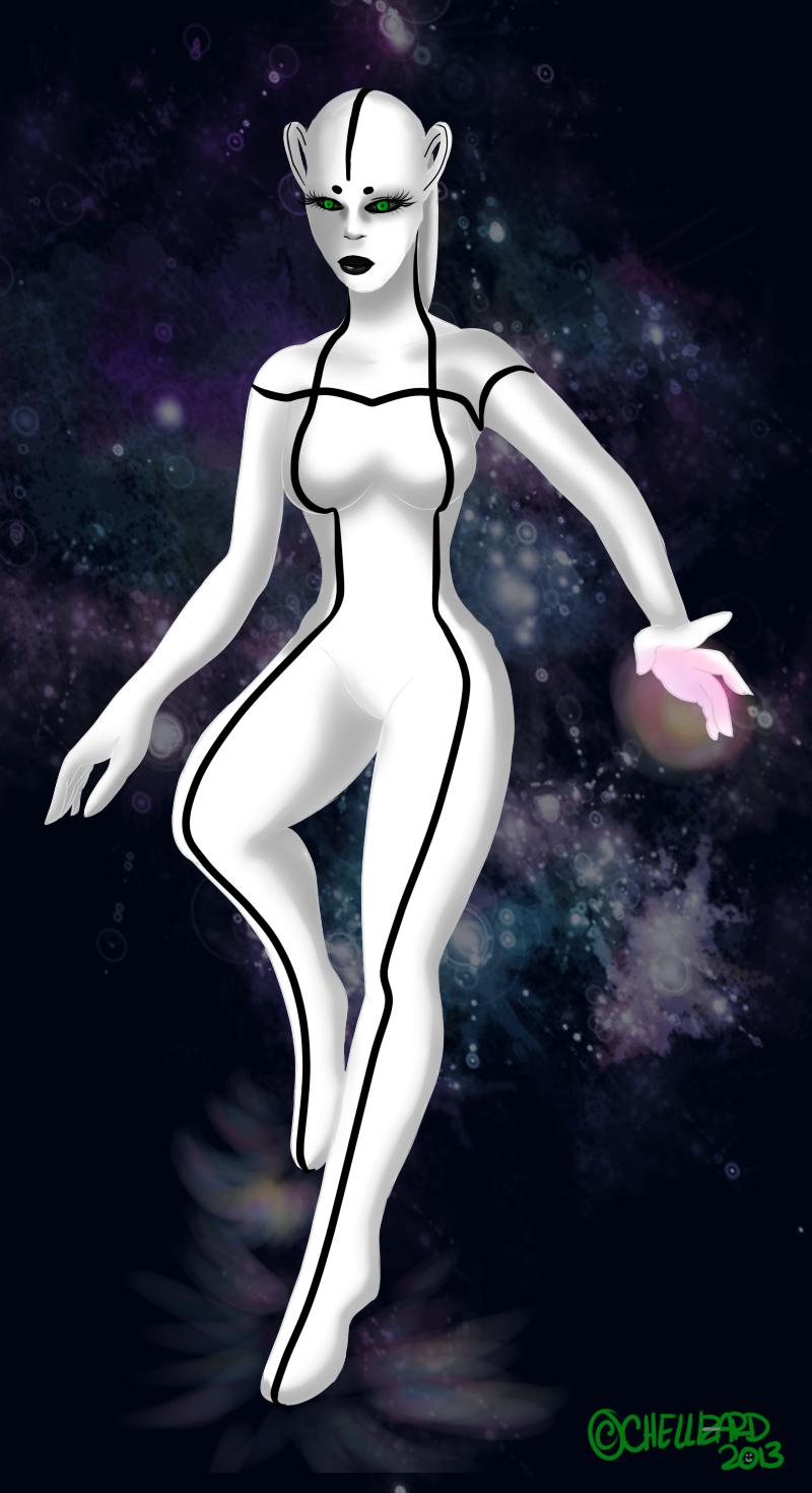Uzma, Aegis of Earth Ascendance_by_loserfacerochelle-d6jspe6