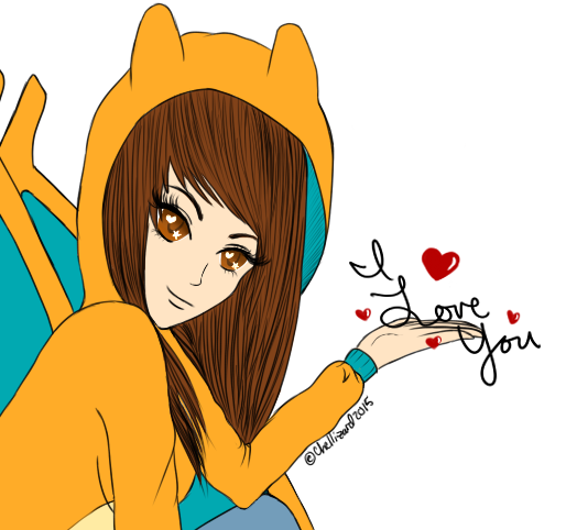 """[Contest] Take a picture with """"I love you"""" For_forumotion_contest_thing_by_loserfacerochelle-d8fo03v"""