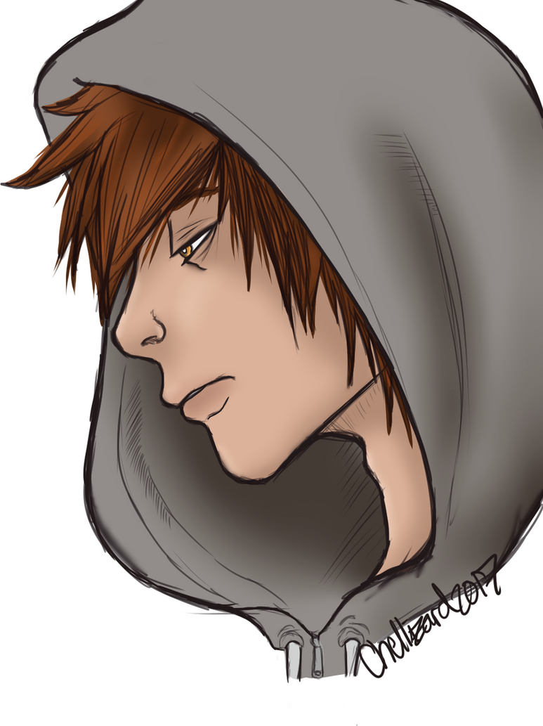 shoot me down by ChellizardDraws