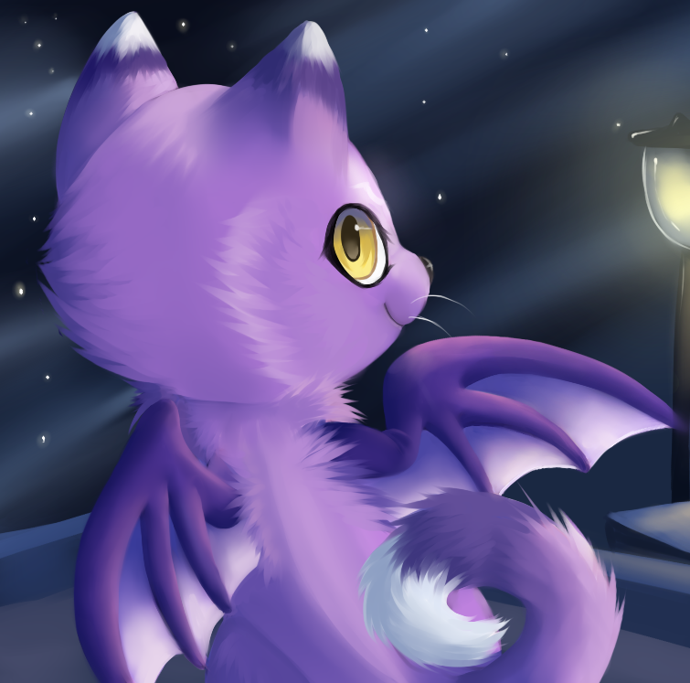 MS : Night by SharkTuna