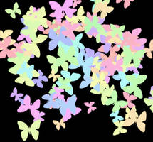 Butterflies by Moon-Goddess18