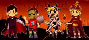 Smashing Halloween