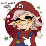 happy mar13 day and belated mar10 day