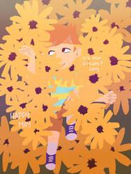 happy may ft. clos  by smol-link