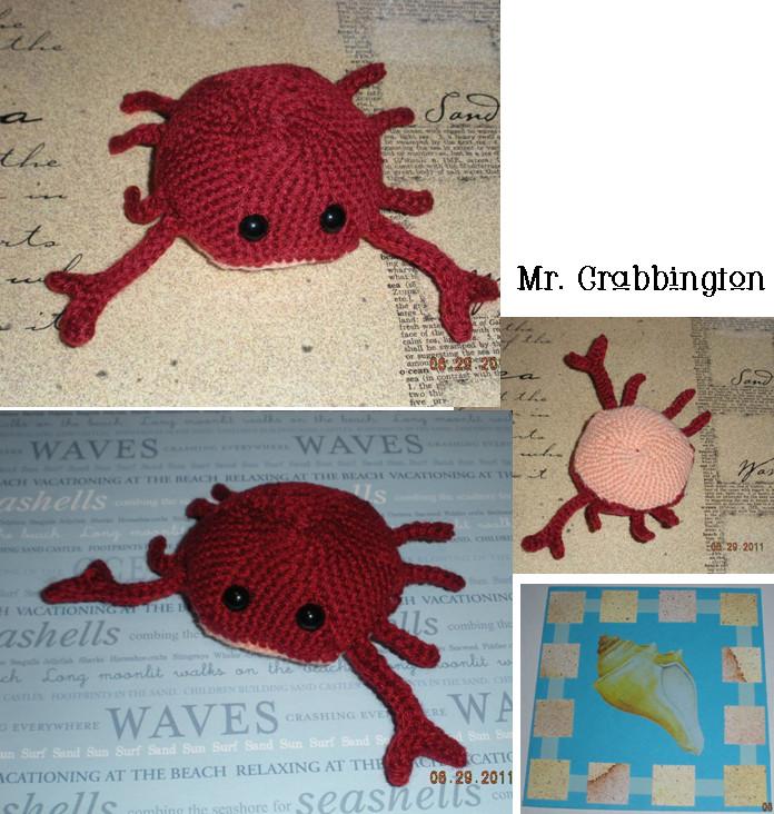 Mr. Crabbington by 3greendogs