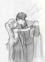 Evangeline and Nagi