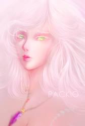 Digital Painting by Packio1808