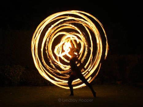 Fire Hoop: Target
