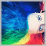 Rainbow Hair Returns