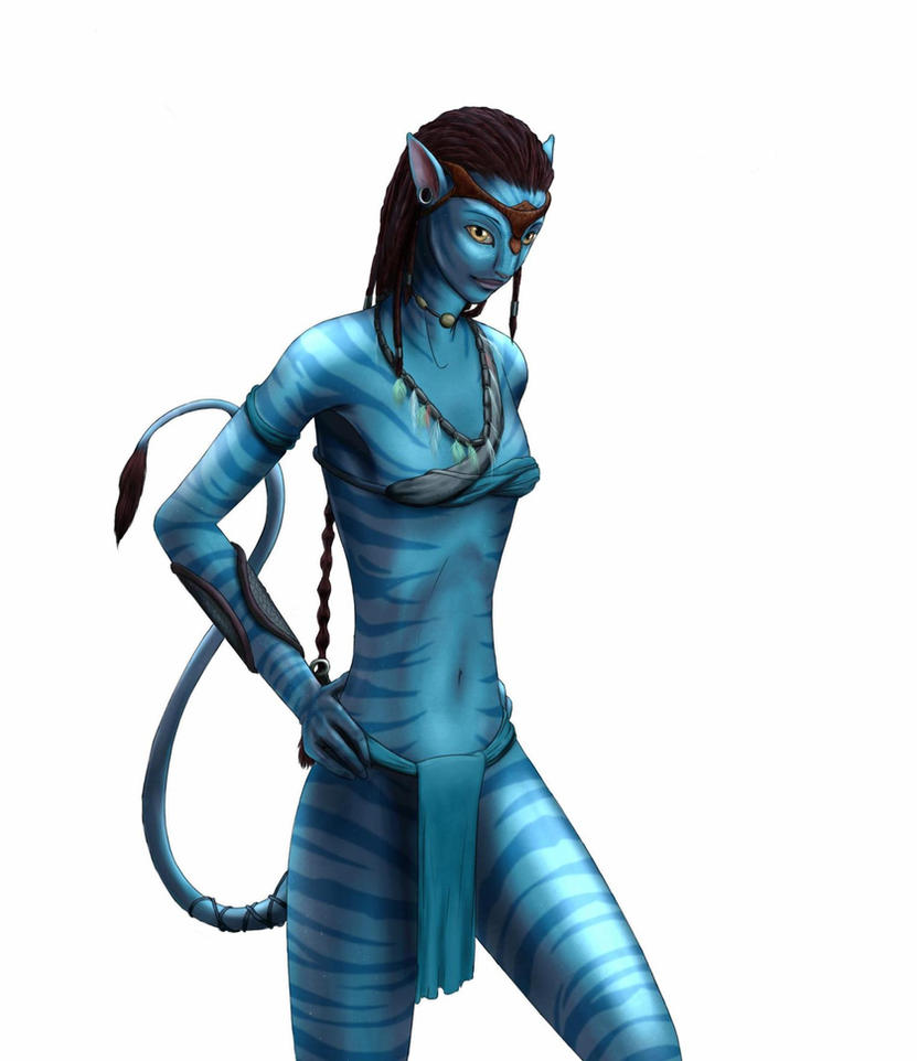 Neytiri Avatar: Neytiri 2 By Koori101 On DeviantArt