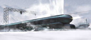 Snow Express 1 by koori101