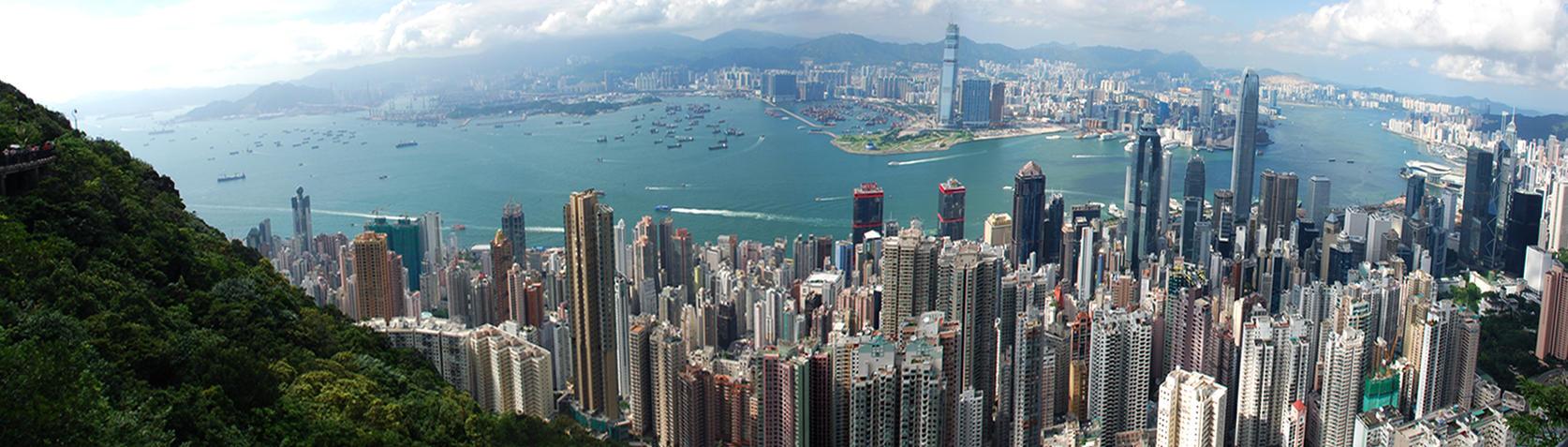 Hong Kong by Sindacollo