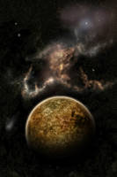 Planet 25 by SkyWookiee