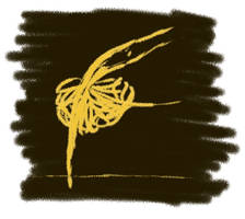 Yellow Dance by SkyWookiee