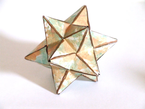 Lesser Stellated Dodecahedron 2 by SkyWookiee