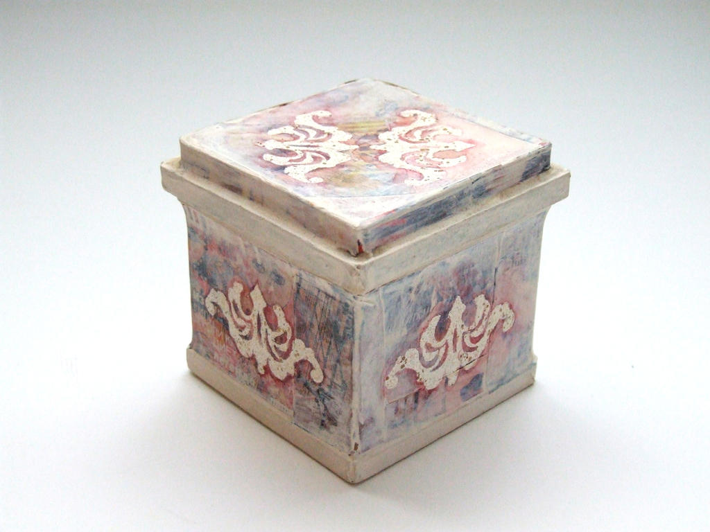 Square Box 2 by SkyWookiee