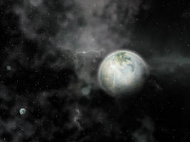 Planet 22 Cefang-14 by SkyWookiee