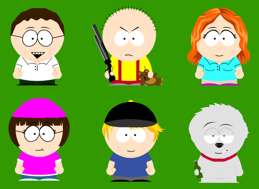 Chucky Family Guy