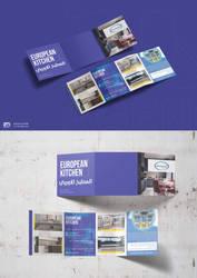 European kitchen - Brochure design by ahmedmakky
