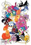 It's Adventure Time!!