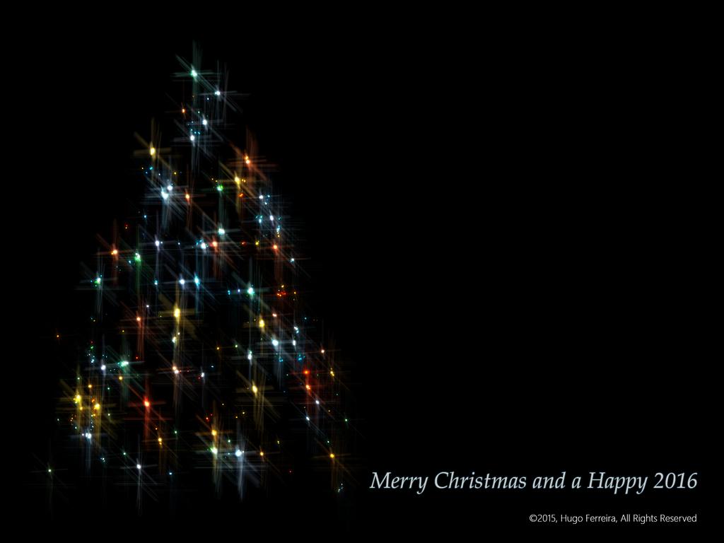 Christmas 2015 by metalmaster