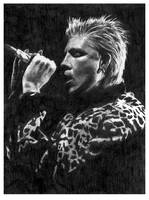 The Offspring - Dexter Holland by one-last-caress