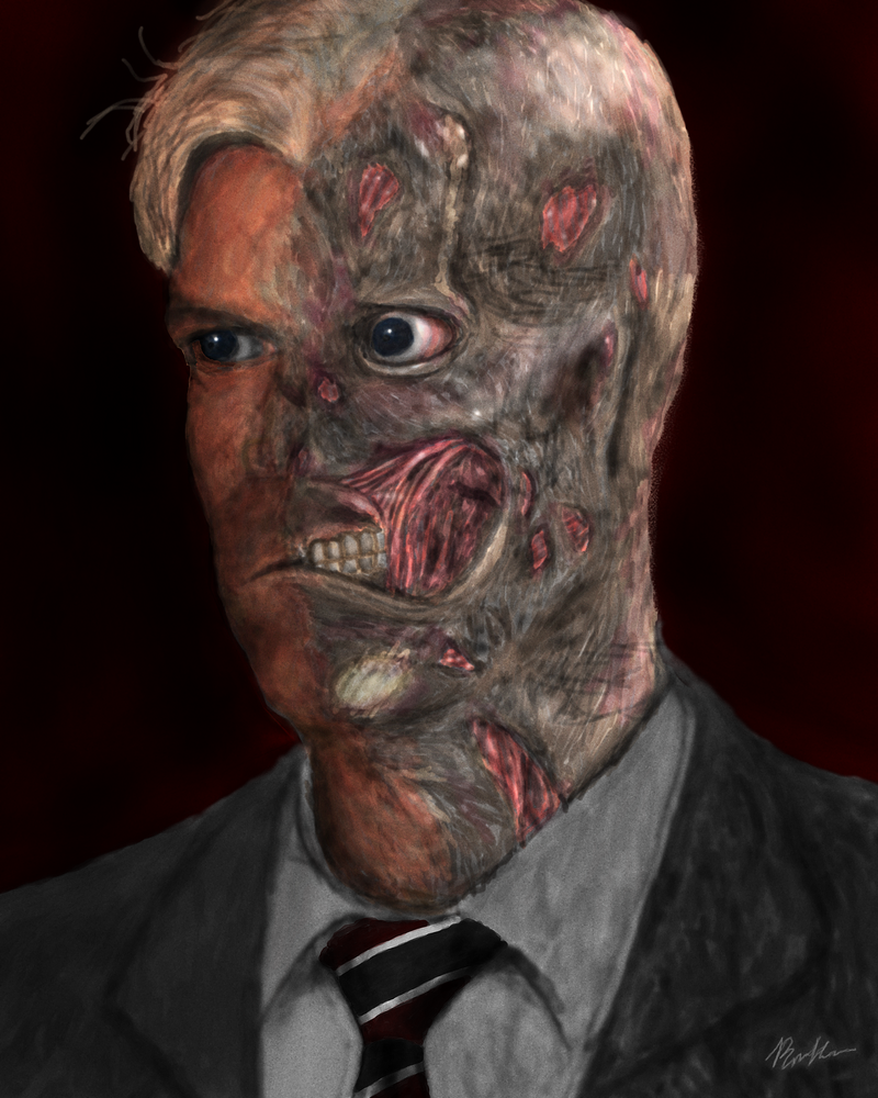 Two-Face by TigerK0690