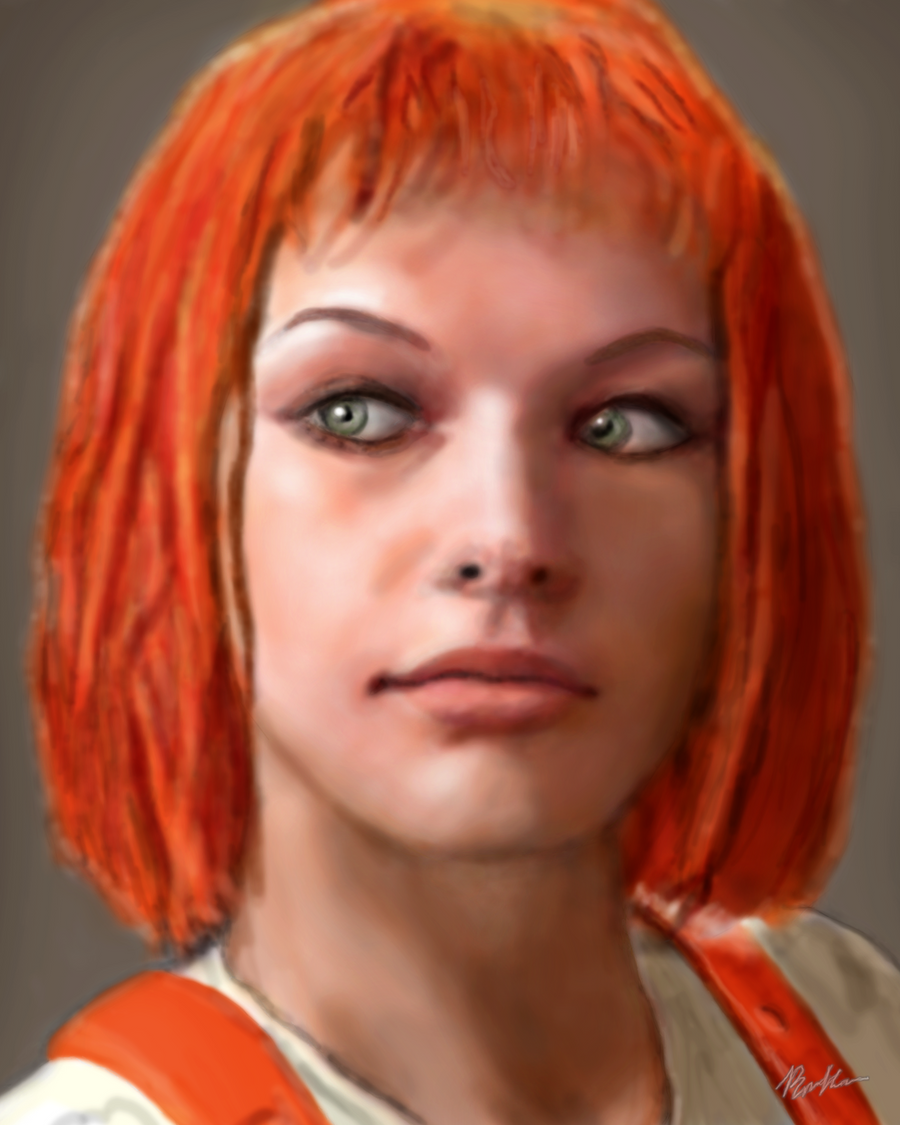 Leeloo by TigerK0690 on DeviantArt: http://tigerk0690.deviantart.com/art/leeloo-140750956
