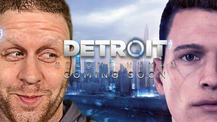 Detroit Become Human is COMING TO PC This FALL!