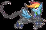 Ministry Mare Rainbow Dash