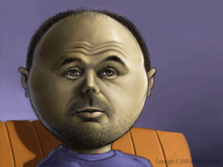 karl pilkington -