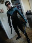 EPIC Nightwing (Batman) Custom costume =)