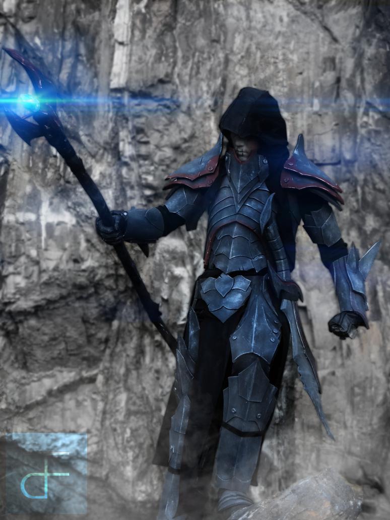 Elder Scrolls Online : Daedric Warlord Cosplay by CpCody