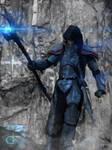 Elder Scrolls Online : Daedric Warlord Cosplay