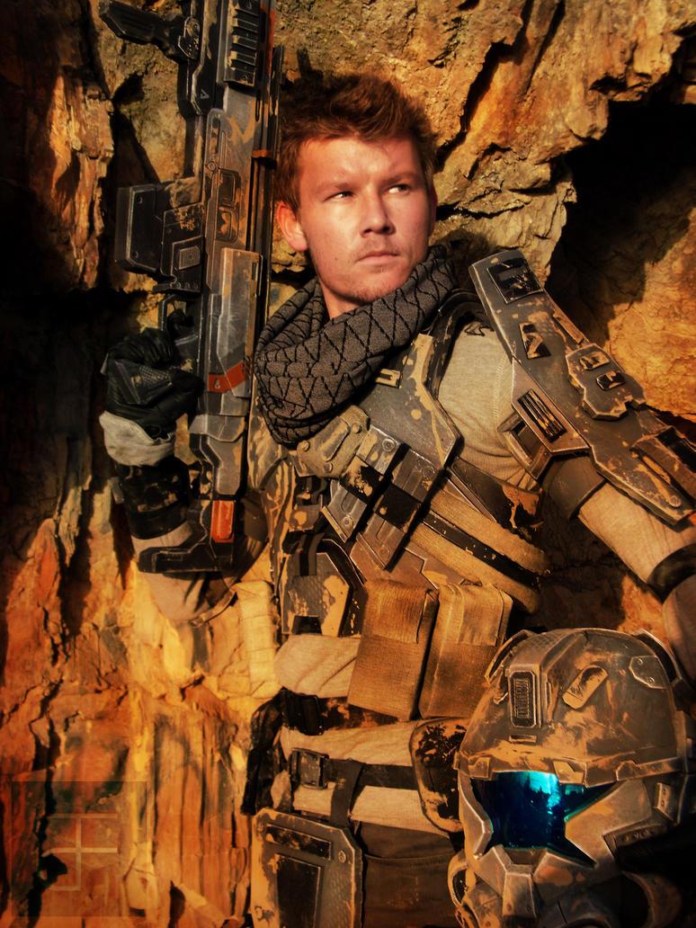 Titanfall IMC Pilot Cosplay DFT by CpCody