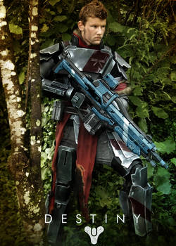 DESTINY TITAN Cosplay