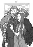 OCs - Yanrion and Tessa