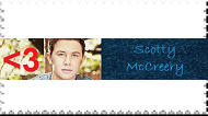 Scotty McCreery Stamp by RoseOfTheNight4444