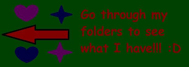 Folder Sign