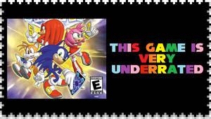 Sonic Shuffle Needs More Love Stamp
