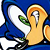 Sonic the Hedgehog (SA1 Style) Icon by RoseOfTheNight4444