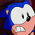 Sonic Icon (Request) by RoseOfTheNight4444