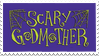 Scary Godmother Stamp (Request) by RoseOfTheNight4444