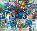 Cutest Sonic Moments - He's Losin' It