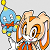 Cream the Rabbit (and Cheese the Chao)